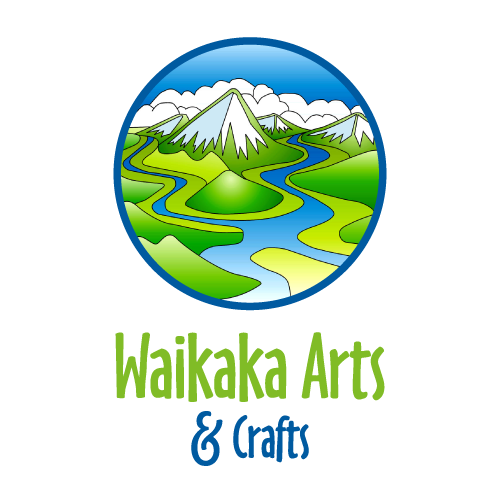 Waikaka Arts & Crafts Logo